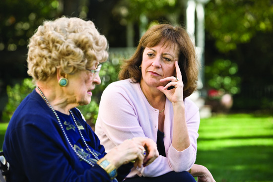 How do you have the difficult conversation about homecare?