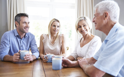 What do you do if your aging parent doesn't agree there's a concern?